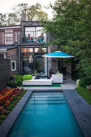 Backyard Swimming Pool Best 25 Small Pools Ideas On Pinterest Plunge Pool Small Pool