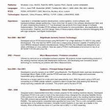 In Design Resume Template Valid Fashion Resume Templates Free Unique ...