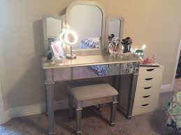 hayworth mirrored furniture. Admirable Hayworth Vanity Mirrored And Ikea Also Rug Ideas Furniture W
