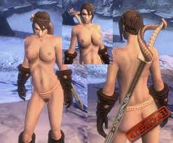 Fable 3 nude girls