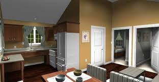 Villyard Cottage A House Plan  Active Adult House PlansHandicap Accessible Home Plans