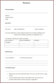 Fill Out Resume Resume Blank Forms To Fill Out Resume Resume Designs