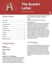 the scarlet letter synthesis essay synthesis essay  the scarlet letter thumbnail