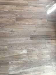 basement tile flooring. Coastal Farmhouse Wood Look Tile Flooring! Basement Flooring