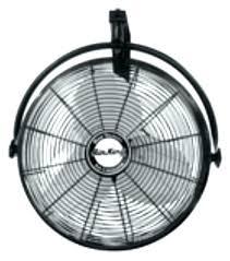 24 durafan indoor outdoor oscillating wall mount fan black best