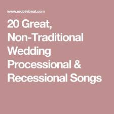 best 25 traditional wedding songs ideas on pinterest wedding Wedding Recessional Songs Johnny Cash 20 great, non traditional wedding processional & recessional songs Traditional Wedding Recessional
