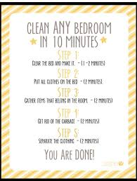 The 14 Best Checklists To Clean Your Bedroom For Adults And Kids