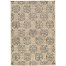 home decorators collection ethereal taupe 7 ft x 10 ft area rug