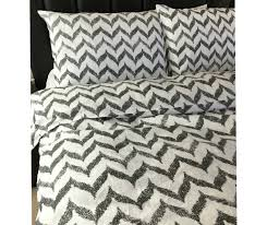 chevron duvet cover. Fine Chevron Chevron Duvet Cover In Natural Linen In Chevron Duvet Cover A