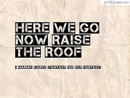 Roof Quotes Mesmerizing 48 Roof Quotes 48 QuotePrism