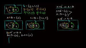 Venn Diagram Maker Discrete Math 11 How To Draw The Venn Diagram Of Any Two Set 1 Sets Learnira