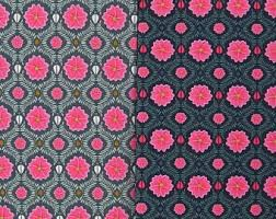Orchid quilt pattern   Etsy & ORCHID BLISS cotton single jersey Adamdwight.com