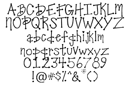 Cool Fonts To Write In Cool Fonts To Write Clipart Images Gallery For Free Download