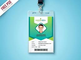 Identity Card Format For Student High School Id Card Template Blue Pencil Report Student Margines Info