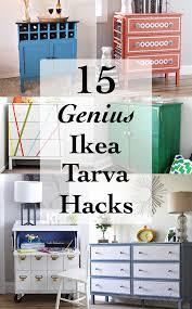 ikea tarva dresser hack. 15 Amazing And Genius DIY Ikea Tarva Dresser Hacks To Inspire You Hack R