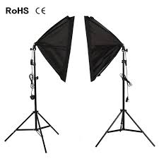 soft box photography lighting kit continuous lighting system photo studio equipment photo model portraits shooting box
