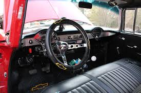 1955 Chevy Belair GASSER 2 DR Sedan for sale in Coldspring, Texas ...