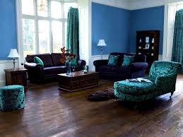 blue walls brown furniture. Bedroom Amusing Brown Living Room Blue Accents Home Decor And Walls Furniture -