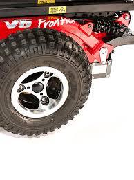 frontier v6 all terrain wheelchairs magic mobility frontier v6 all terrain power wheelchair