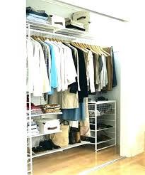 modular closet storage organizer wood organizers white decor deluxe