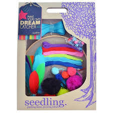 How To Make Your Own Dream Catcher Seedling Make Your Own Dream Catcher Crayons 96