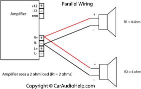 4 speaker wiring 2 channel car wiring diagram download moodswings co Series Speaker Wiring Diagram wiring diagram for speakers 4 speaker wiring 2 channel ohm's law in car audio series parallel speaker wiring diagram