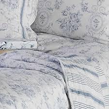 sashi bed linen vienna toile de jouy 100 cotton duvet cover set