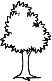Small Picture Tree 5 coloring page