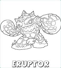 Skylanders Coloring Page Coloring Pages Giants Coloring Pages Eye