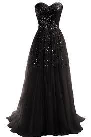 <b>Simple</b> Dress <b>Handmade Sequin</b> Sweetheart Long Tulle Prom ...