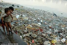 Resultado de imagen para mundo contaminado