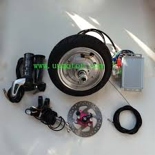 9 inch electric scooter diy conversion kit