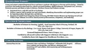 Resume Objective Sample For Experienced Archives Nadine Resume 35