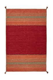 kilim red traditional