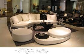 unique real cow leather sofa living room set modern foshan home furniture arc modern leather sofas o44 modern