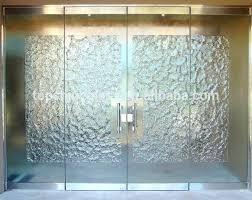 sandblasted shower doors high quality tempered sandblasted glass door with high quality tempered sandblasted glass door sandblasted shower doors