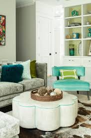 Turquoise Living Room Accessories Living Room Make Over Your Space With Mid Century Living Room