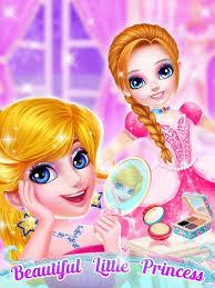 little princess makeup salon