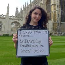 we need feminism because university of cambridge the images were an immediate hit on facebook and got half a million shares in two weeks when 60 of the most striking images were edited into a tumblr