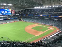 Minute Maid Park Section 407 Houston Astros