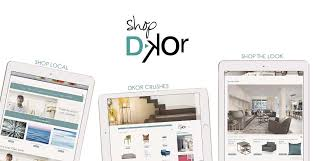 take a personal tour of the shop dkor new resource for home