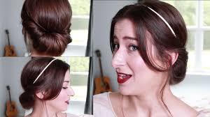 Goddess Hair Style easy greek goddess updo youtube 5634 by stevesalt.us