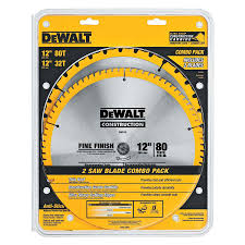 dado blade lowes. dewalt 12-in circular saw blade set dado lowes o