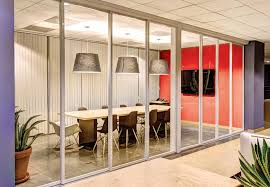 glass room dividers for offices
