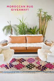enter to win a rug up to 800 from the gardener s house they have so many vintage moroccan rugs with unique designs love these graphic patterns on