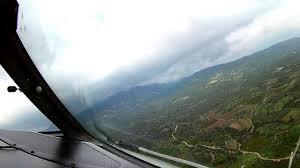 Samos Approach Runway 09