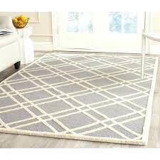 safavieh moroccan cambridge rug handmade silver ivory wool rug 9 x safavieh handmade moroccan cambridge silver
