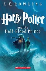 harry potter and the half blood prince new book cover bookriot