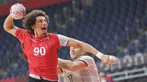 T7abish  منتخب مصر يخسر من فرنسا فى نصف نهائي اليد