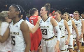 Notre Dame Basketball Depth Chart Upcoming Notre Dame Womens Basketball Schedule Announced